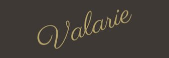 Picture of Valarie's signed name